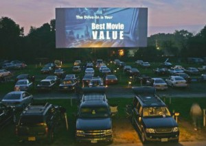 Drive In Movie Theater Auburn Florida