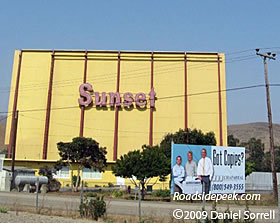 Sunset Drive In Theater