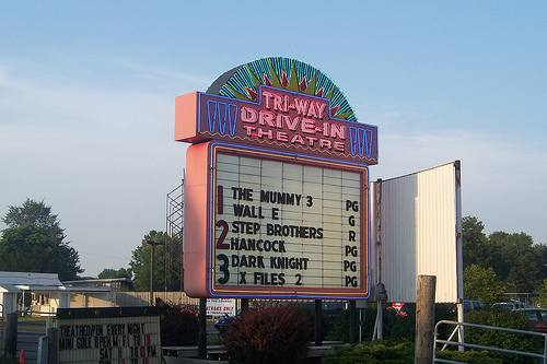 Drive In Movie Theaters In Indiana Drive In Movie Theaters In In