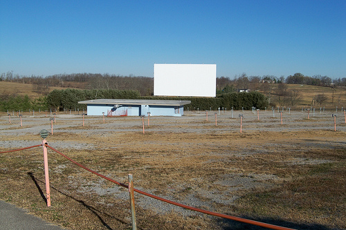 Skyvue drive in theater winchester ky
