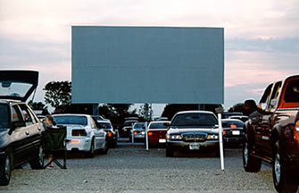Drive in theater franklin ky