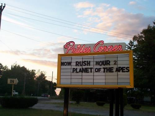 Skowhegan Maine Drive In Movie Theater