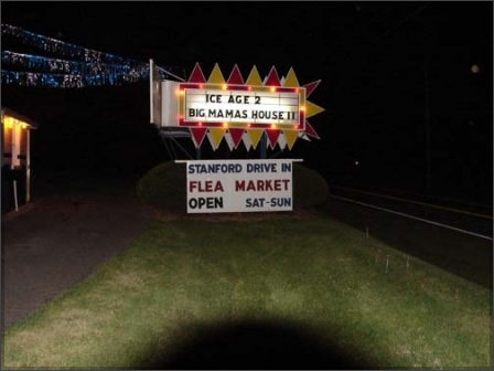 Plot has Stanford Ky Drive In Theater Stanford sold